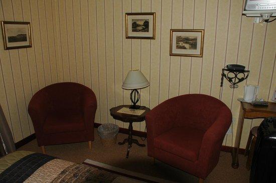 The Old Inn: De kamer