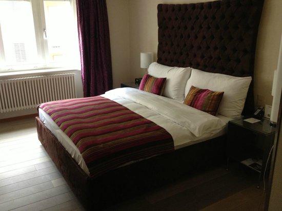 Hotel Wellenberg: spacious deluxe room