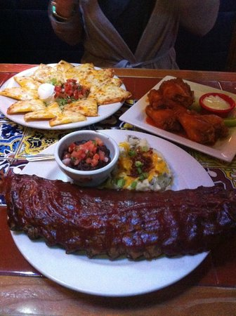 Chili's Grill & Bar : Lecker !