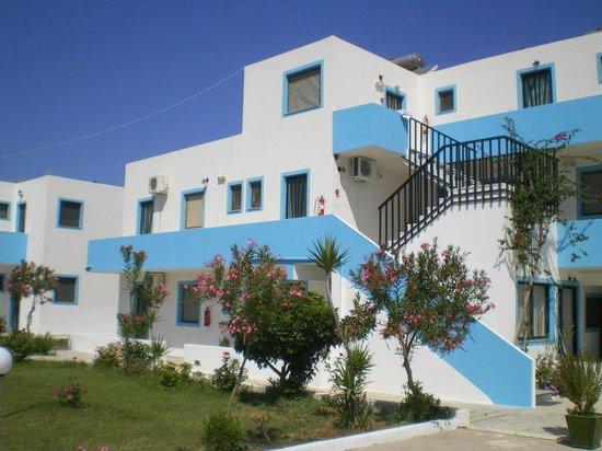 Anthia Apartments : external part