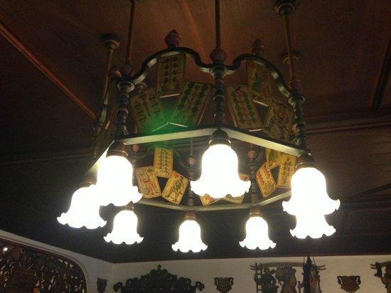 Krone Brauerei u. Gasthof: Piece of decoration