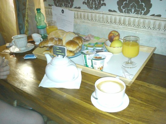 Antica Dimora de Michaelis: Breakfast