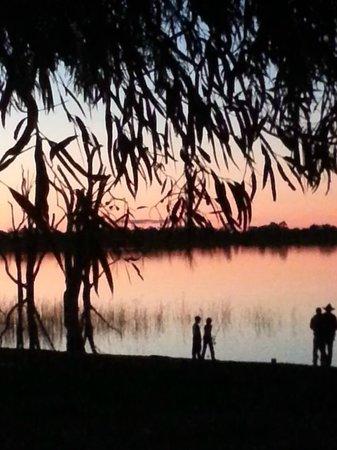 Discovery Parks - Lake Bonney : Great sun sets