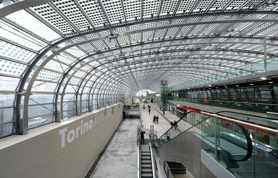 Stazione Alta Velocità Torino Porta Susa