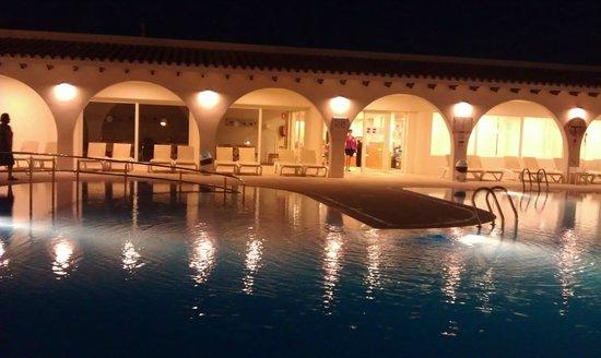 Hotel Playa Azul: comedor