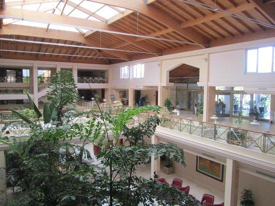 Hipotels Barrosa Park: Interior