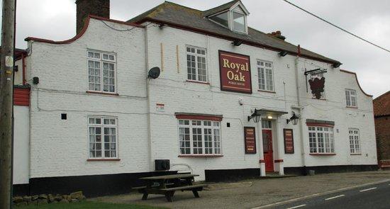 The Royal Oak Near Filey