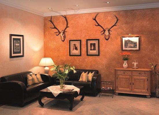 Landhotel Lerch Plankenau: Lobby
