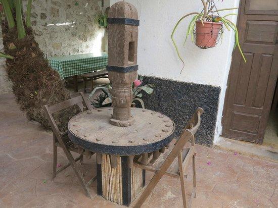 Casa Princess Arminda: Cortile