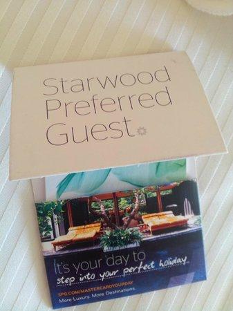 The Westin Siray Bay Resort & Spa Phuket: Immediate approved SPG Membership