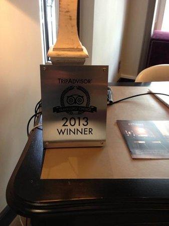 The Dominican: award