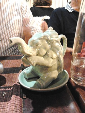 Davi: L'elefan-The :-)