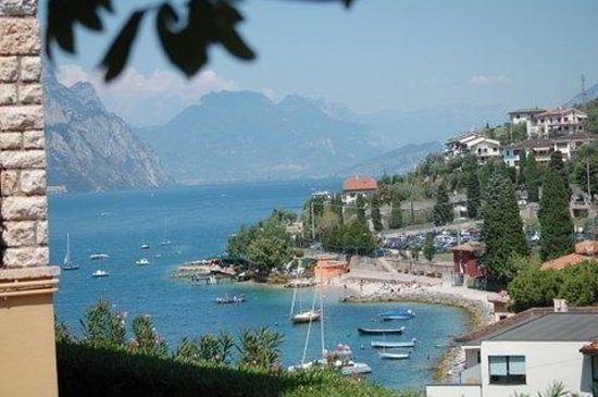 Hotel Excelsior le Terrazze: stunning view