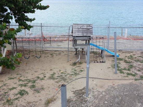 Mojacasabe Vacational Center : Playground
