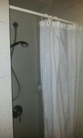 Castel Vecchio: doccia
