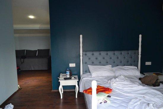 Cinar Boutique Hotel: Executive Suite - bed