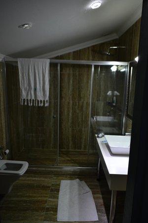 Cinar Boutique Hotel: Executive Suite - Bathroom
