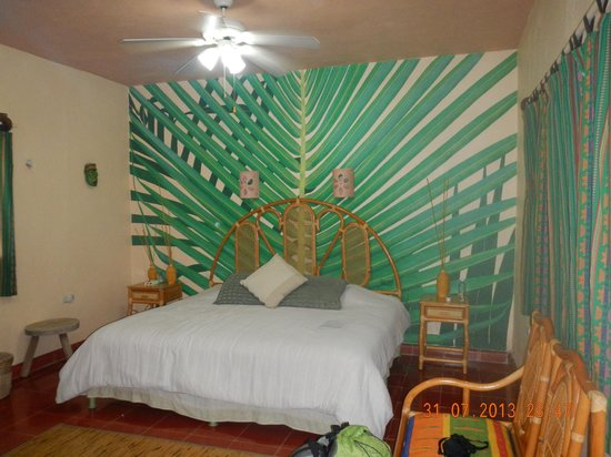 Casa Hamaca Guesthouse: Chambre