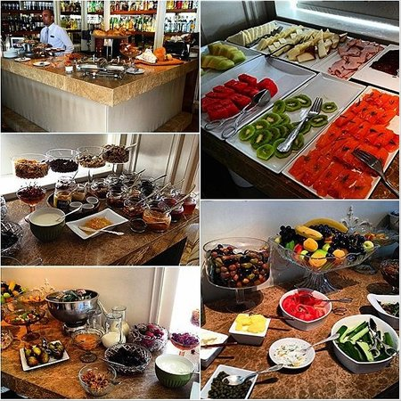 The House Hotel Bosphorus: Breakfast Loung