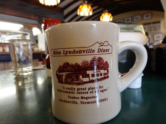 Miss Lyndonville Diner : Have a cuppa joe