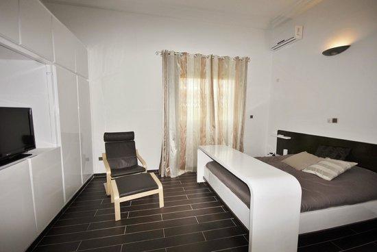 Villa Ayaba : Chambre N°2