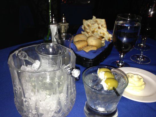 Cona coffee maker made a superb coffee experience. - Picture of Hugo s Cellar, Las Vegas ...