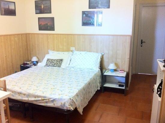 Residence Hotel Villa Mare: letto ai piedi della cucina