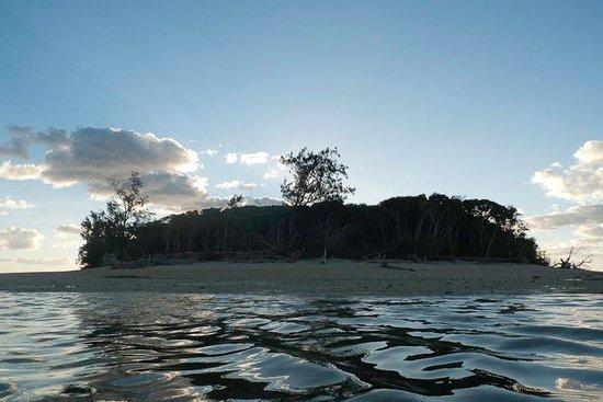 Green Island Resort : Far end of island