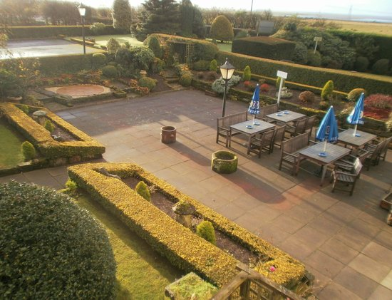 The Gretna Chase Hotel: Rear Gardens view