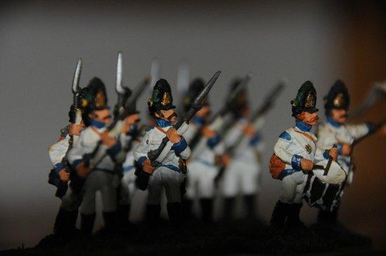 Allt a Choire Bed & Breakfast: tinnen soldaatjes