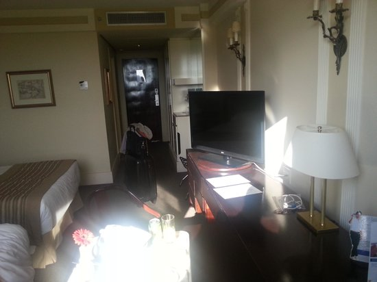 Pullman SP Guarulhos Airport : chambre