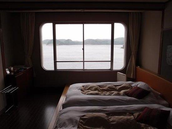 Hirado Kaijyo Hotel: 部屋からの眺め