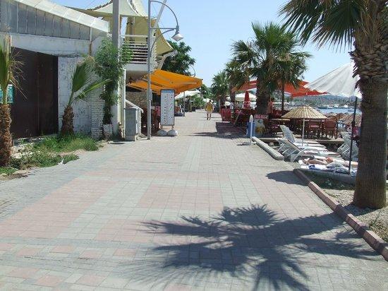 Club Hotel Sts Bodrum: Spiaggia