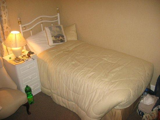 Aonach Bed & Breakfast: Einzelbett
