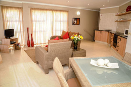 ABERNi on Sea: Penhouse Self-Catering Apartment
