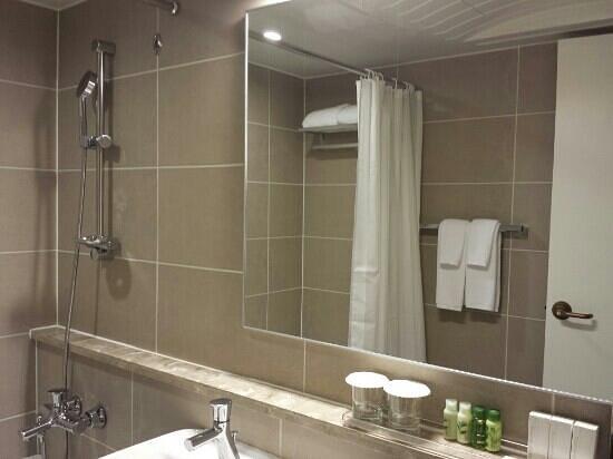 The Grand Hotel Myeongdong: bathroom1