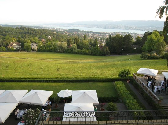 Sorell Hotel Zürichberg: scenic view