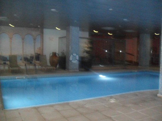 Hotel St. George: Indoor Pool - St George Hotel