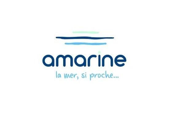 Amarine Le Pontet: logo