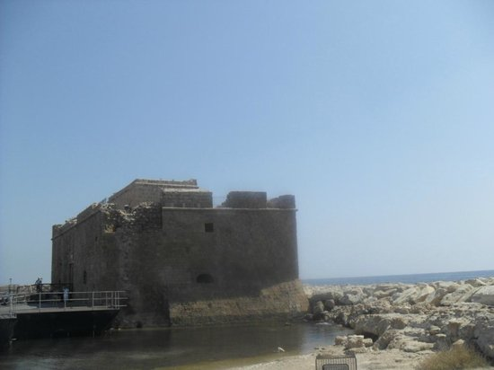 Hotel St. George: Paphos Harbour - Castle