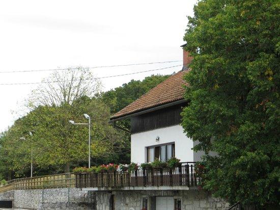 Hudičevec Tourist Farm : una parte della struttura