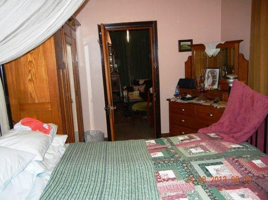Comet Inn : Our bedroom
