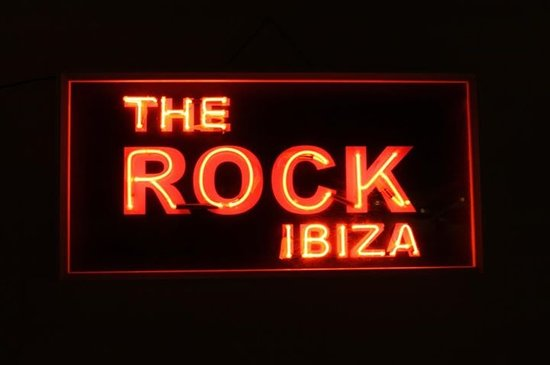 The Original Rock Bar Ibiza