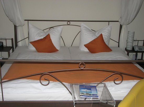 BEST WESTERN Soleo Hotel am Park: our nice bed