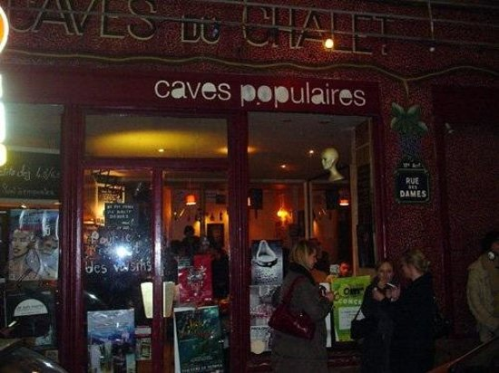 Photo of French Restaurant Caves Populaires at 22 Rue Des Dames, Paris 75017, France