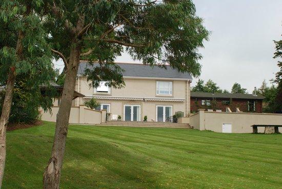 Blankednick Farm: House