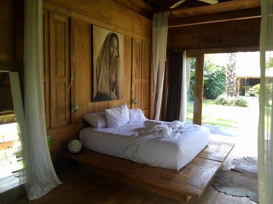Bali Ethnic Villas: ma chambre