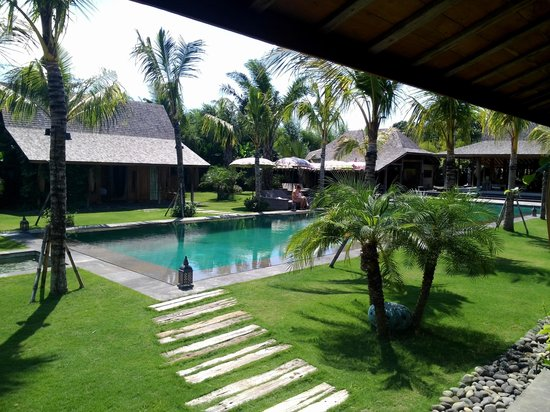 Bali Ethnic Villas: une partie de la propriété