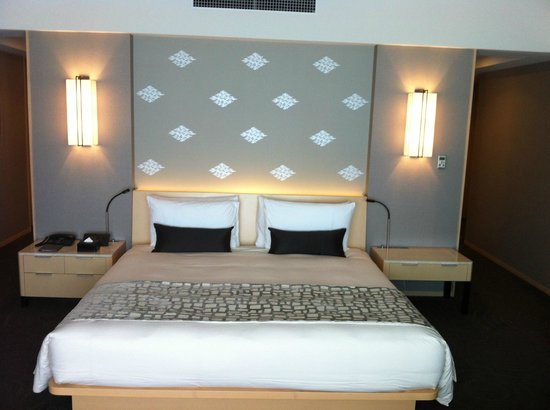 The Capitol Hotel Tokyu : Chambre