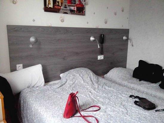 Hotel Mac Bed : Chambre